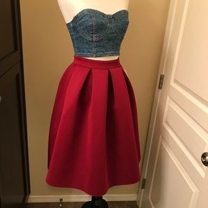 Adorable 50's Style Skirt
